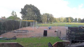 Memorial Park Play Area