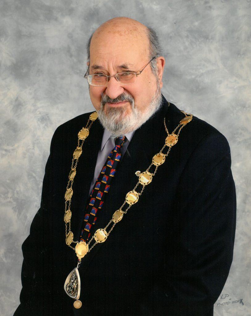 Mayor 2008-09 Brian Wexler