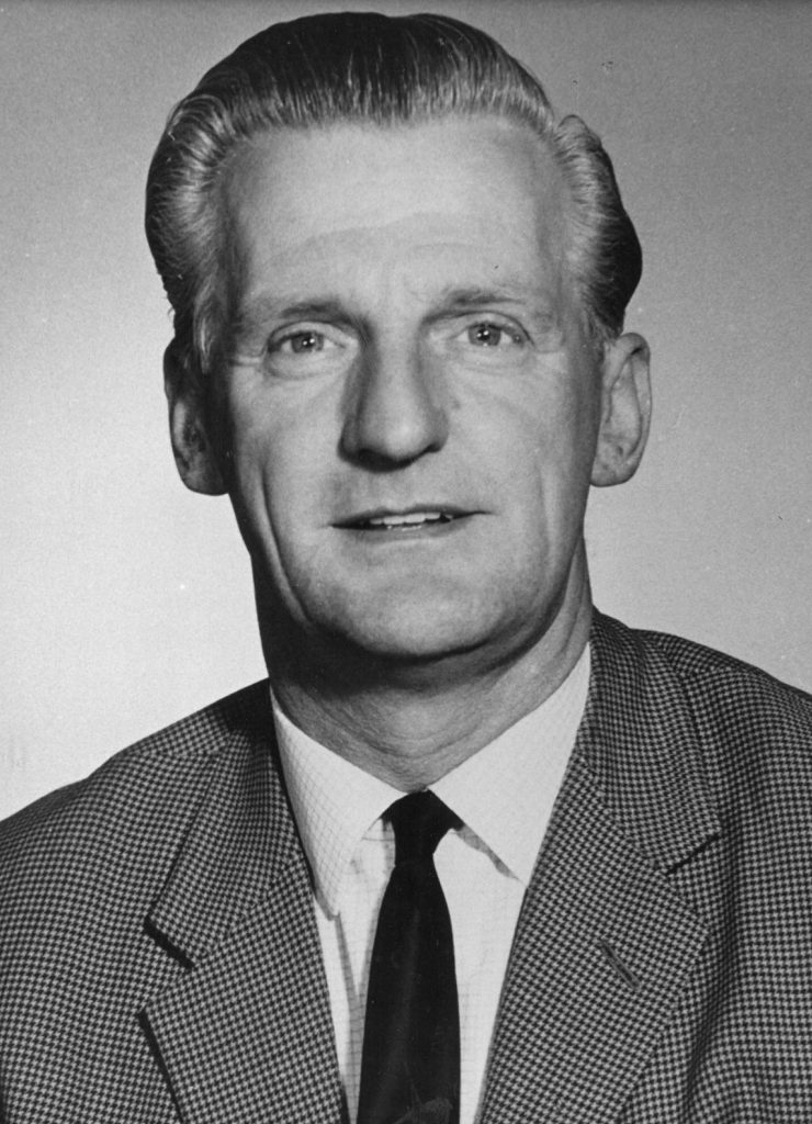 Mayor 1973-74 Fred Bailey