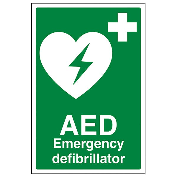 New Defibrillator at Bluebell Pub